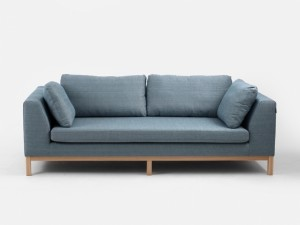 Ambient Wood - Sofa 3 Osobowa